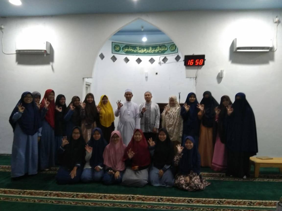 Karantina Tahfidz Al-Qur'an