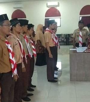 Pelantikan dan Pengukuhan Gudep Pangkalan, Yayasan Bunyan Auladia Cemerlang