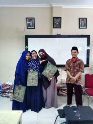 Guru Teladan SDIT Bunyan Indonesia